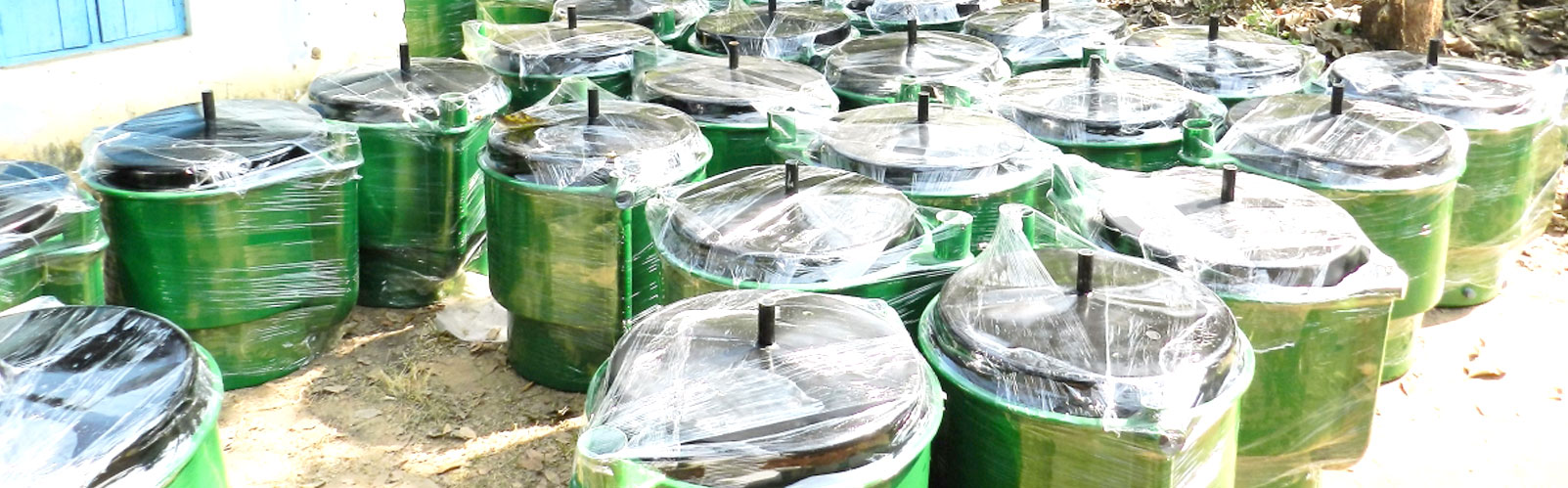 Portable Biogas plants in india